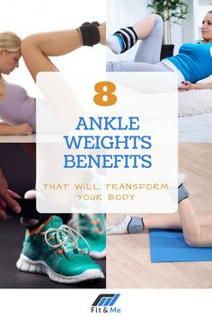 8 Ankle Weights Benefits That Will Transform Your Body Ankle weights benefits are quite diverse and there is quite a large number of them that you can reap. Find out about all the ankle weights benefits! Weight Loss Challenge, Weight Loss Meal Plan, Weight Loss Transformation, Weight Loss Tips, Workout Challenge, Ankle Weights Benefits, Workouts With Ankle Weights, Zumba, Pilates