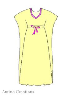 : HOW TO MAKE A KAFTAN / SEWING BASICS
