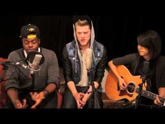The A Team - Scott Hoying, Kina Grannis, Kevin K.O. Olusola (Ed Sheeran Cover)