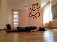 Yoga 01 /ders sonu, derin gevşeme, şavasana