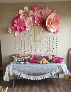 Pink and Gold Baby Shower Party Ideas - . Pink and Gold Baby Shower Party Ideas – Shower Party, Baby Shower Parties, Baby Shower Themes, Baby Shower Gifts, Baby Shower Stuff, Shower Favors, Babyshower Girl Ideas, Babby Shower Ideas, Valentine Baby Shower