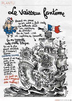 Caricature : L'election présidentielle vue par PLANTU