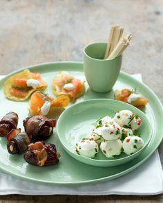Sublime Smoked Salmon Appetizers for Your Next Soiree | Martha Stewart