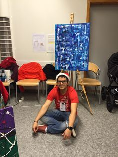 Julemesse Lovers Art, Paintings, Christmas, Xmas, Paint, Painting Art, Weihnachten, Navidad, Yule