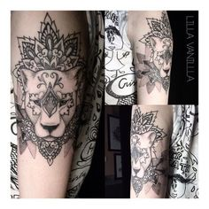 Второй сеанс, будет продолжение #tattoo #tattooart #tattooidea #tattooing #tattooink #tattooartist #tattooer #tattoospb #graphics #dots #dotwork #lines #linework #ornament #ornamental #lioness #lionesstattoo #blacktattoo #blxckink #btattooing #blackworkerssubmission #blacktattoomag #питер #ink #inked #inkedup #mandala #mandalatattoo