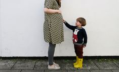 Spotted! Tigerlily Quinn features Mini Boden.