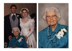 The Photo Restoration Center Before & After Examples. Including fixing faded photos, repairing cracks & tears, replacing missing areas, mold removal & more. Photo Restoration, Women, Art, Street Graffiti, Art Background, Women's, Kunst, Art Education