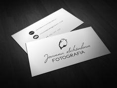 Joanna Shonborn Photography business cards