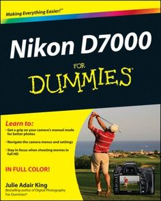 Could still use this!: Nikon D7000 For Dummies