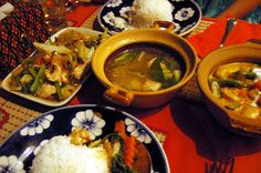Cambodian cuisine ◆Cambodia - Wikipedia http://en.wikipedia.org/wiki/Cambodia #Cambodia