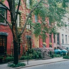 Casas de Nova Iorque