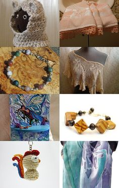 One-of-a-kind -gift ideas by Nadezhda Frolova on Etsy--Pinned with TreasuryPin.com