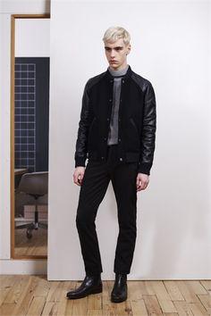 A.P.C. - Men Fashion Fall Winter 2013-14 - Shows - Vogue.it