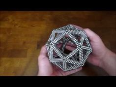 Tutorial: Snub Cube (Zen Magnets) - YouTube