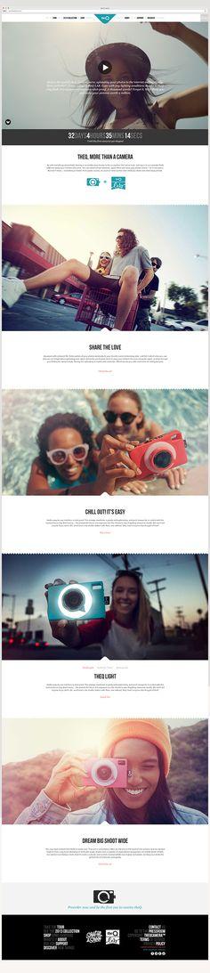 Cool Web Design on the Internet, theQ. #webdesign #webdevelopment #website @ http://www.pinterest.com/alfredchong/web-design/