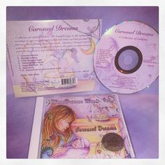 "Our multi award-winning lullaby cd, ""Carousel Dreams - a Collection of Lullabies"" www.cdbaby.com/cd/moondreams"
