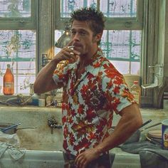 "Tyler Durden: ""Tonight, we make soap."""