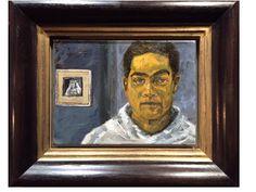 Jan du Toit - self portrait
