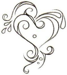 One Heart Tattoos