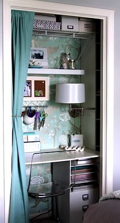 Other Uses for Kids' Room Closets | KidSpace Interiors