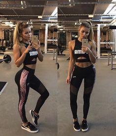 Chicas del gimnasio para motivar cada repetición en tu entrenamiento Gym Motivation, Muscle Nutrition, Muscle Fitness, Sport Sport, Sport Bras, Growth Hormone, Beau Corps, Massa Muscular, Chico Fitness