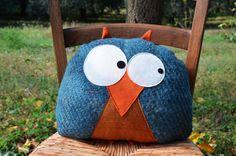 CUSCINO GUFO (cuscino decorativo)