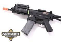 Airsoft Atlanta: Lancer Tactical KAC PDW