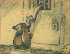 Dumbo - The Art of Disney