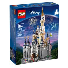 LEGO Disney News: LEGO Announces 71040 The Disney Castle | From Bricks To Bothans