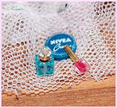 nail polish.....several cute ideas