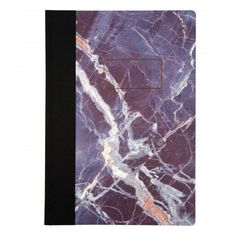Blue Marble A4 Quarterbound Notebook