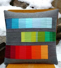 The Annual Fundraiser Pillow