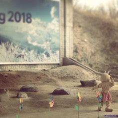 PyeongChang Winter Olympics presentation in full effect!