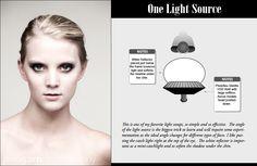 One Light Portrait