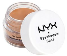 NYX Eyeshadow Base in Skin Tone Product Review