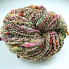 Handspun, merino, silk, bamboo | Renata Holková | Flickr