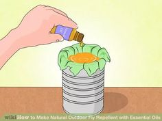 Image titled Make Natural Outdoor Fly Repellent with Essential Oils Step 6
