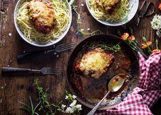 Uma refeição que faz vista à mesa e que se prepara quando temos convidados de última hora. Fica perfeito