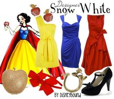 I love snow whites color scheme