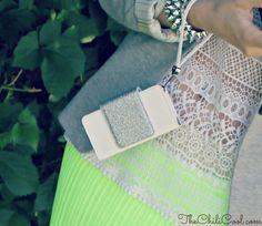 Pochette Glitty #Glamyourself GLAMme by Celly