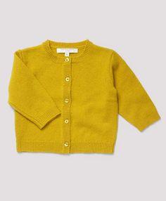 AW'15 colour studies, mustard, Caramel Baby & Child.