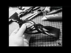 ▶ Jeweleeches: how to make a 7 strand Mystery Braid Bracelet TUTORIAL - YouTube