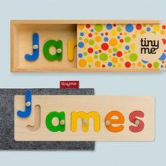 Our classic wooden name puzzles were our first ever product and now, over five years and many, many thousands of name puzzles later, they are still one of our most popular products.  Here's a little bit about why they have become such a popular gift for kids all over Australia and around the world.  What does CNC mean to you? To us this sweet acronym means Computer Numerical Control. It means we can cut our wooden name puzzles super super accurately. We love cutting wood super super…