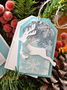 K and R Designs: 25 Days Of Christmas Tags