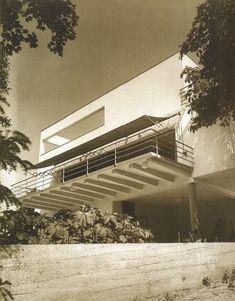 Herman Ottó u Klinger- villa Bauhaus Style, Budapest, Constructivism, Modern Architecture, Art Nouveau, Villa, Stairs, House, History