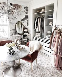 home design tips Girls Dressing Room, Dressing Room Design, Dressing Rooms, Dressing Room Decor, Dressing Room Closet, Dressing Area, Home Design, Design Room, Art Design