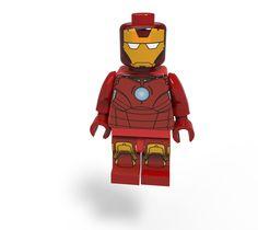 Lego Superheroes. on Behance