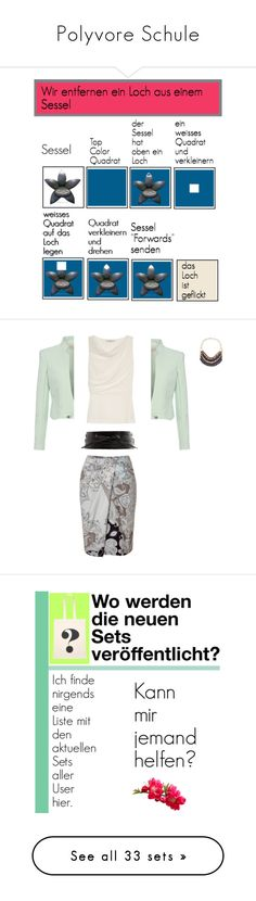 """""""Polyvore Schule"""" by lablanchenoire ❤ liked on Polyvore featuring art, polyvore-schule, Thierry Mugler, Etro, Stella & Dot, MANGO, friend, hint, user question and fragen und antworten"""