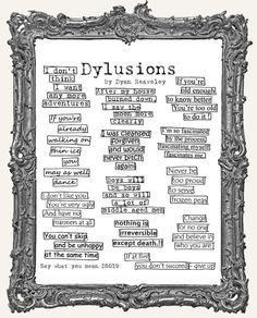 These are SO FUNNY!!!! Dylusions by Dyan Reaveley