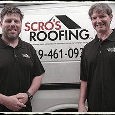 Danny McLaughlin u0026 Don Scro  sc 1 st  Pinterest & Scrou0027s Roofing: Truck | Scrou0027s Team | Pinterest | Trucks memphite.com